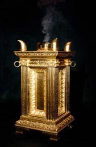 Altar-incienso
